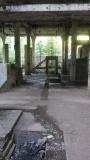 Továrna na zpracování rudy z druhé světové války